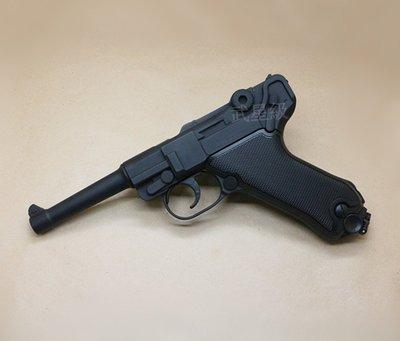 台南 武星級 FS P08 魯格 4吋全金屬CO2直壓槍(BB槍BB彈玩具槍短槍手槍S版LUGER P-08德國軍官二戰
