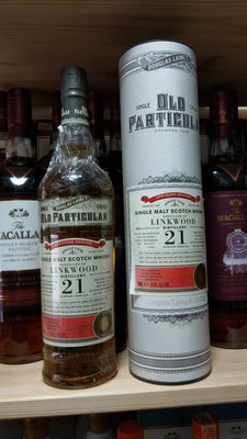 Old particular Linkwood 21