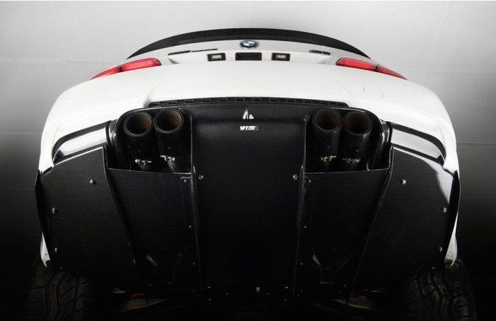 【樂駒】VRS 後下護板 護板 改裝 套件 精品 系統1 BMW E92 E93 M3 碳纖維 carbon 輕量化