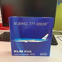 PH1:400 荷蘭亞洲航空 100週年 B777-200