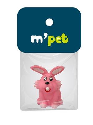 全球寵物~mpet 寵物玩具-粉紅兔