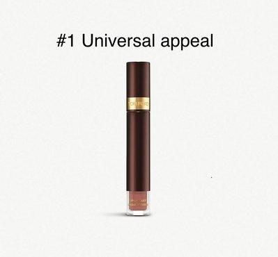 (預購)TOM FORD 設計師吻我唇粹 絲絨霧光 Liquid matte lip lacquer 2.7ml