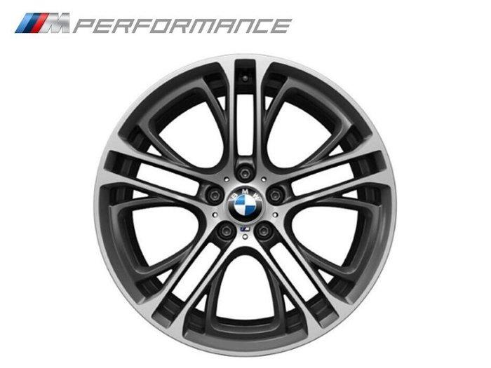 【樂駒】BMW 原廠 改裝 精品 F15 F16 Style 310M 21吋 輪圈 輪框 含胎 X5 X6 310