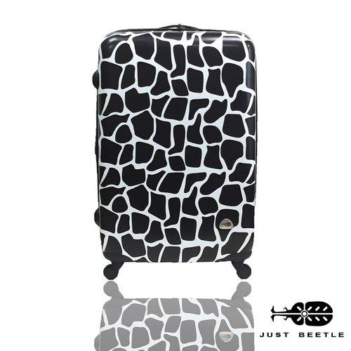 直播款 Just Beetle 動物樂園系列輕硬殼 28吋 旅行箱 行李箱