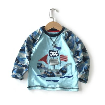 【Mr. Soar】 C559 秋季新款 歐美style童裝男童長袖T恤上衣 現貨