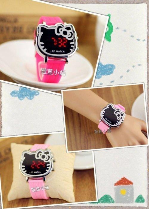 ✿荳荳小舖✿聖誕節 交換禮物 Hello Kitty浪漫凱蒂貓 ♡ 高質感 可愛學生女童手錶 兒童手表 生日禮物