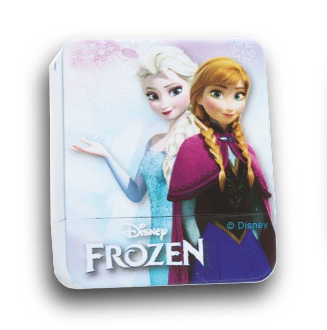 迪士尼印章 冰雪奇緣 方塊章 印章 正版授權 印章 卡通印章 姓名印章