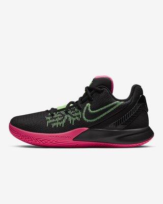 大尺碼 13號14號 NIKE KYRIE FLYTRAP II 男鞋 籃球鞋 運動鞋 黑綠 AO4438-005 台北市