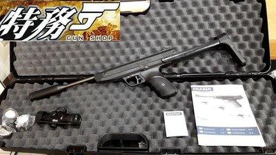 太平 特務J 德國 DIANA LP8 Magnum pistol .177CAL(4.5mm) 折槍