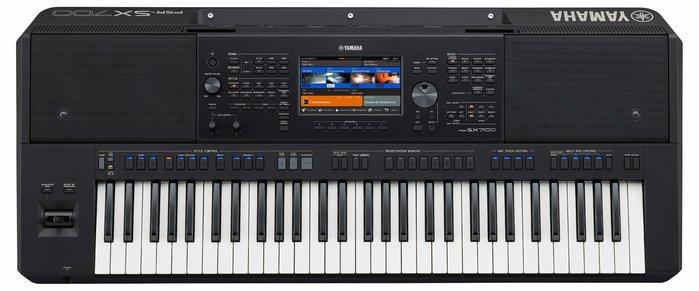 【六絃樂器】全新 Yamaha PSR-SX700 電子琴 旗艦級 / 附原廠琴袋