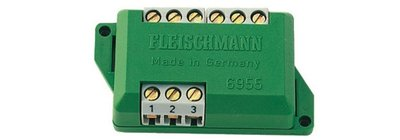 傑仲 博蘭 FLEISCHMANN 鐵軌零件 Universal relay 6955