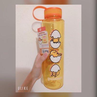 全新100%real Sanrio蛋黃哥水樽