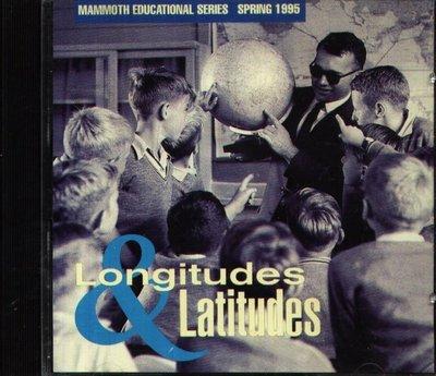 八八 - Longitudes & Latitudes: Mammoth Spring 1995 Sampler
