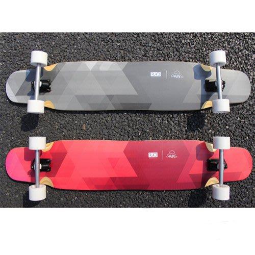 魔方專業長板 平花系列長板整板 公路板 滑板舞板 刷街代步—莎芭