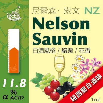 啤酒王自釀啤酒原料器材,Nelson Sauvin 尼爾森蘇維 啤酒花,紐西蘭啤酒花 hops 精釀啤酒