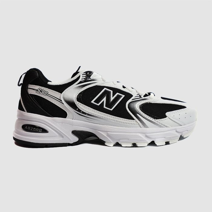 【QUEST】NEW BALANCE 530 NB 白黑 老爹鞋 復古 休閒鞋 MR530SJ