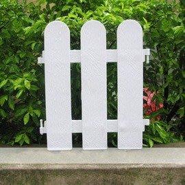 【KA250圍欄片】長25*高30cm 籬笆 可撘配【KA530圍欄片】塑膠製4片/套  -5101002