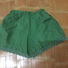 韓式亞麻裙褲