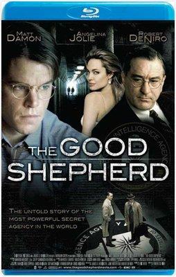 【藍光影片】特務風雲/牧羊人/忠於職守 / The Good Shepherd (2006)