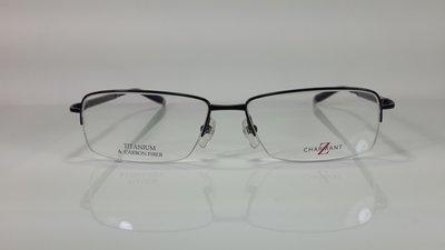CHARMANT-Z 光學眼鏡 ZT11778-BK (黑) 日本製鈦合金 精英系列鏡框 台北市