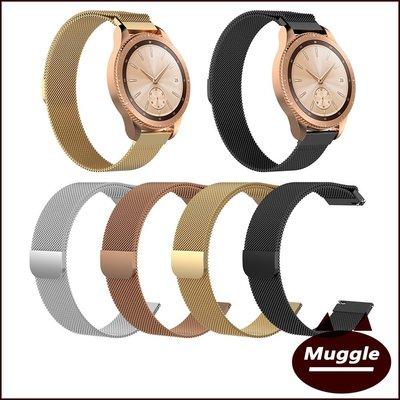 Garmin Vivolife錶帶 米蘭金屬錶帶Vivolife悠遊卡智慧手錶 替換腕帶磁吸錶帶【台電3c】