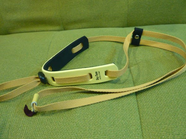 【名人樂器】 全新 烏克麗麗 專用彩色背帶 特殊手工編織圖騰 海綿墊襯設計