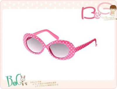 【B& G童裝】正品美國進口GYMBOREE Polka Dot Sunglasses點點粉紅太陽眼鏡4yrsUP