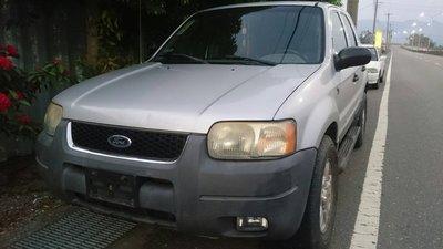 [原立] 汽車零件網 FORD 福特 01 ESCAPE 艾斯卡佩 進口款 3.0 零件車拆賣