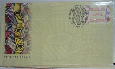 (全新)1999年-澳洲-首日封