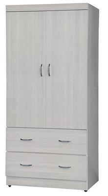 【欣和床店】3X6尺托瑪士衣櫥/衣櫃(C)