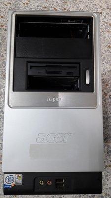 二手 acer PC 宏碁電腦品牌機殼(含Windows Xp Home序號貼)