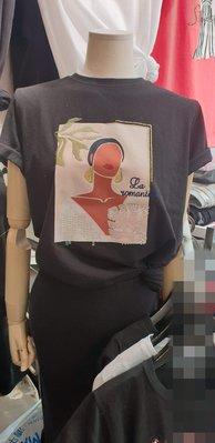 ❤*~同學繪~*❤正韓組 韓國代購PS5-06106。方圖女人上衣╭*【春夏新品 預購】