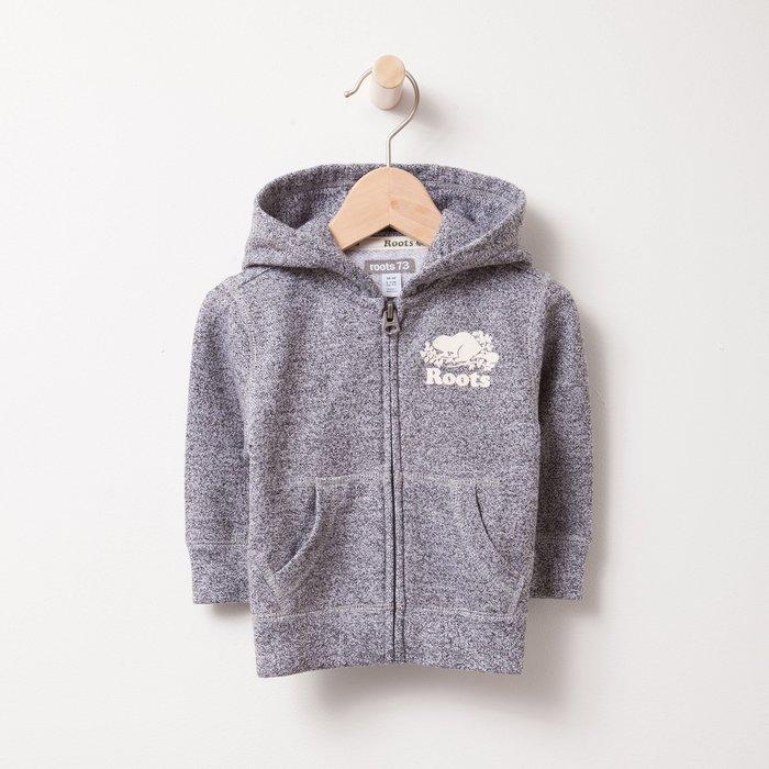 ~☆.•°莎莎~*~☆~~加拿大 ROOTS Baby Original Full Zip Hoody 連帽外套