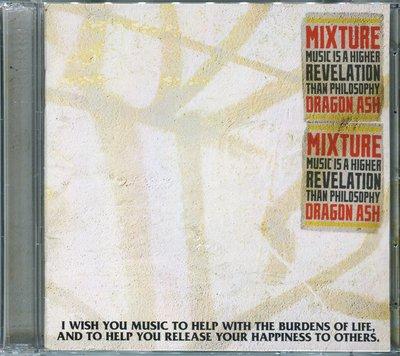 【嘟嘟音樂坊】Dragon Ash - MIXTURE  CD+DVD