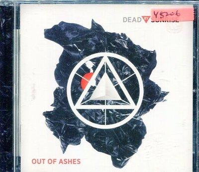 *還有唱片行* DEAD BY SUNRISE / OUT OF ASHES 二手 Y5206