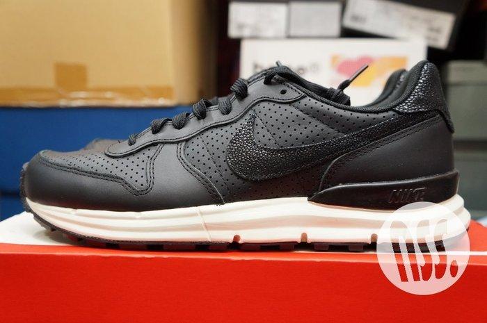 特價「NSS』NIKE LUNARINTERNATIONALIST PA 705011 001 黑 慢跑鞋 US9
