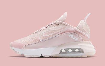 【紐約范特西】預購 Nike Air Max 2090 Barely Rose CT1290-600 女款 寶寶玫瑰粉