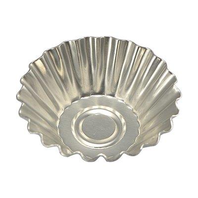 *愛焙烘焙*三能 椰子模(陽極) 5入 小蛋糕模 菊花模 蛋塔模 烘焙模具 烤盅 SN61835