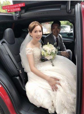 【跳跳移動】台中到清泉崗 特斯拉Tesla 機場接送 結婚禮車 旅遊包車 電動車 賓士 企業特約 九人座 國內旅遊 叫車