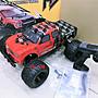 **RC 小舖 (無刷版)美國 Hobbyplus 1/10 RAVAGE-MT10 暴力無刷大腳車4WD( 彩繪紅色)