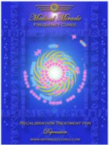 [心靈之音]#252 沮喪治療 Depression Cure-醫學奇蹟模版能量催化圖-原裝進口中文說明