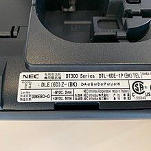 全新 有盒 NEC DTL-6DE-1 BK TEL DT300 DLE(6D)Z-(BK) VoIP business Phone POE 商業電話