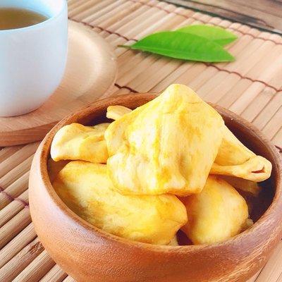 【悠鮮果物】 波羅蜜脆片 波羅蜜水果乾 口感酥脆