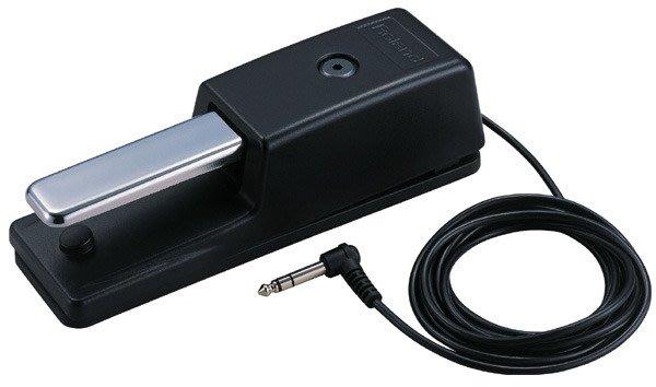 《民風樂府》Roland DP-10 延音踏板 適用全系列鍵盤電子琴合成器電鋼琴數位鋼琴