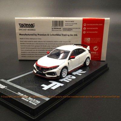 Tarmac Works 1/64 Honda Civic Type R FK8 Modulo Ver. T64-014-MOD