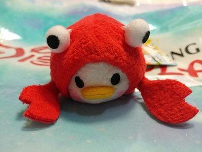 (全新)唐老鴨 龍蝦造型 Tsum Tsum 迪士尼 Disney Donald Duck 玩具 兒童