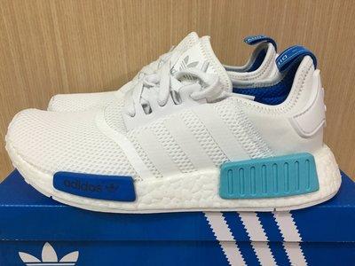 極限量 Adidas NMD 白藍 聖保羅 US7(24cm)