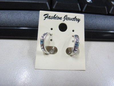 二手舖 NO.4491 時尚造型耳環 耳針 耳鉤 便宜賣 首飾飾品