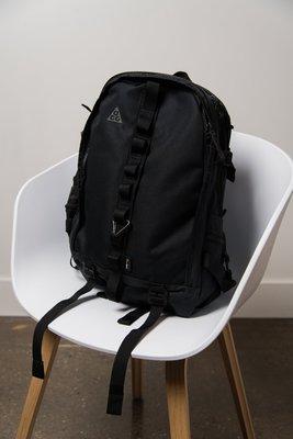 Nike ACG Karst Backpack 機能多用途 雙肩後背包  Cordura 耐磨材質 極致黑
