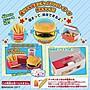 GIFT41 4165本通 三重店 速食黏土玩具模具組《漢堡.薯條.紅盒裝》4549660153238